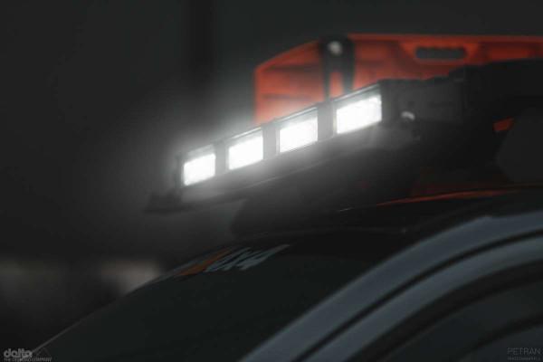 PIAA LED LightBar10 Driving