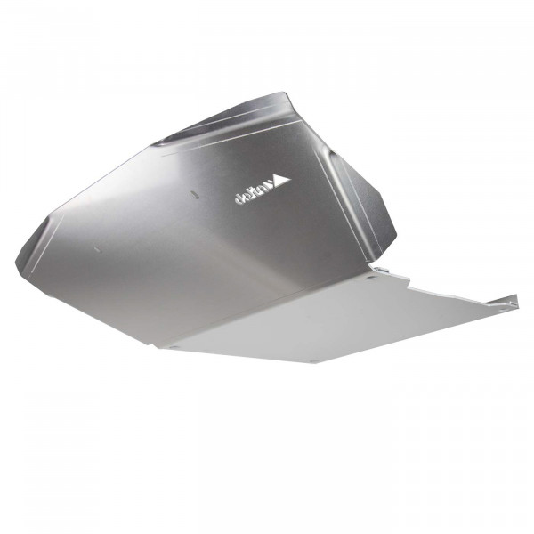Unterfahrschutz Aluminium 5mm
