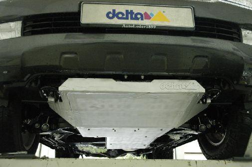 Unterfahrschutz Mitte Toyota