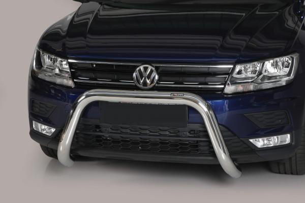 Frontbügel VW Tiguan 2016-
