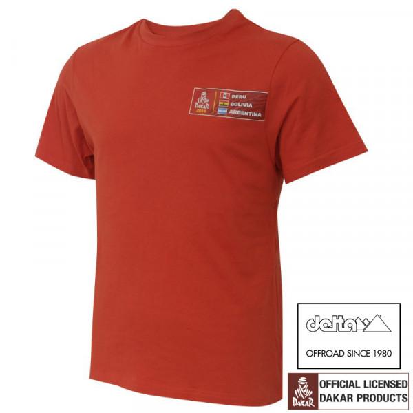 """T-Shirt Herren """"Rallye Dakar"""""""