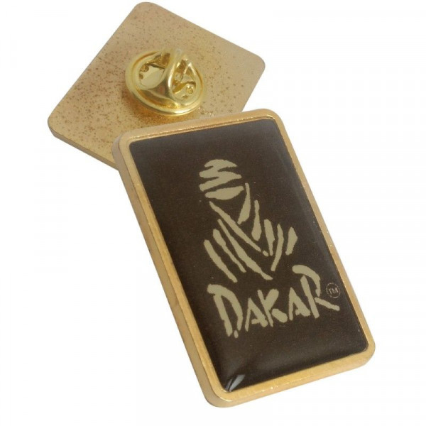 Ansteck-Pin aus Metall mit