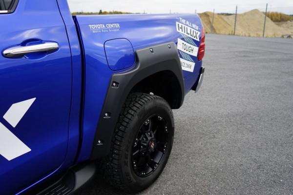 Radabdeckung Toyota Hilux 2016