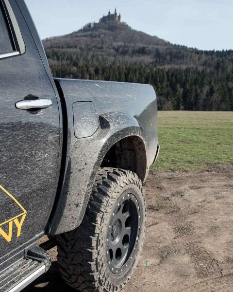 Radabdeckung Mercedes X-Klasse