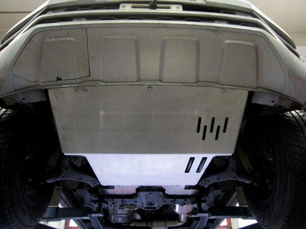 Unterfahrschutz VW Amarok V6