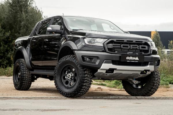Höherlegung Ford Ranger Raptor