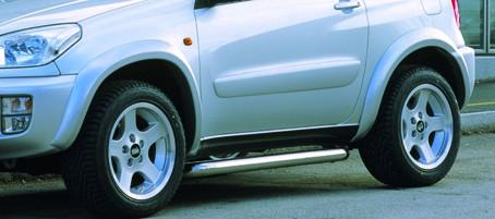Radabdeckung Toyota Rav4 2trg