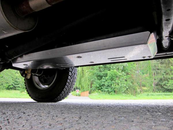 Unterfahrschutz VW Amarok V6+