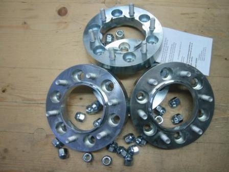SpurVerbreiterung 5/112 20mm