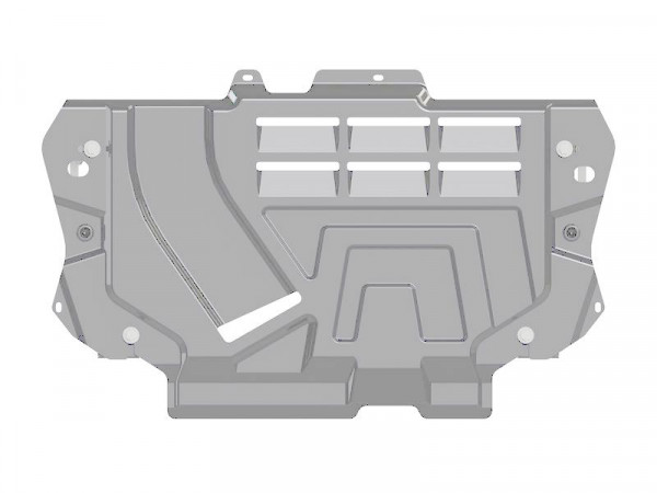 Ford Kuga Unterfahrschutz