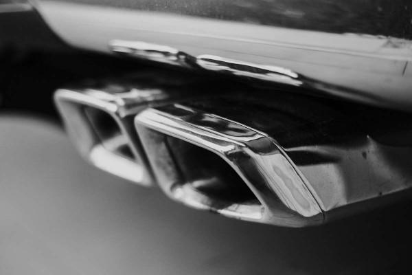 Endrohranlage Mercedes