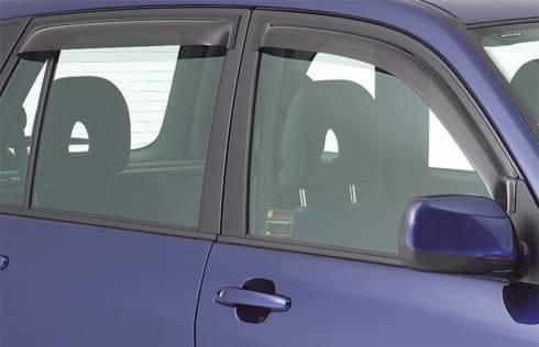 Windabweiser Fenster Toyota