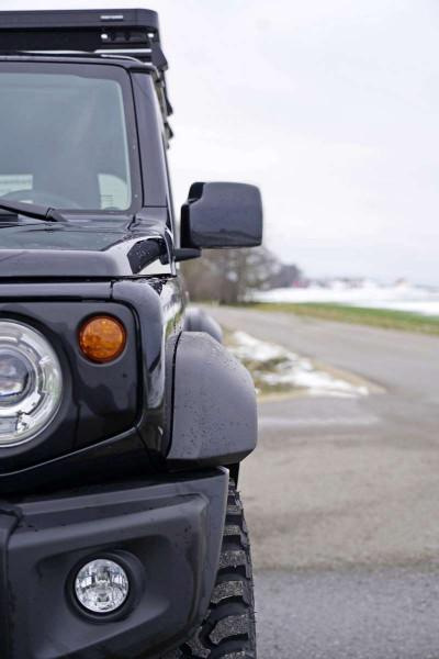 Radabdeckung Suzuki Jimny 2018