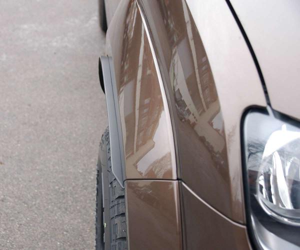 Kotflügellippen VW Amarok